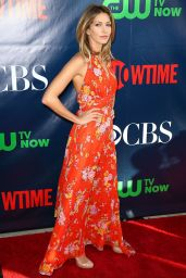 Dawn Olivieri – CBS, The CW, Showtime Summer 2014 TCA Party