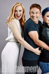 Deborah Ann Woll - EW True Blood Portraits at Comic-Con 2014