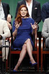 Debra Messing - NBC Universal Summer TCA Tour - July 2014