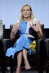 Diane Kruger - FX Summer 2014 TCA Tour - July 2014