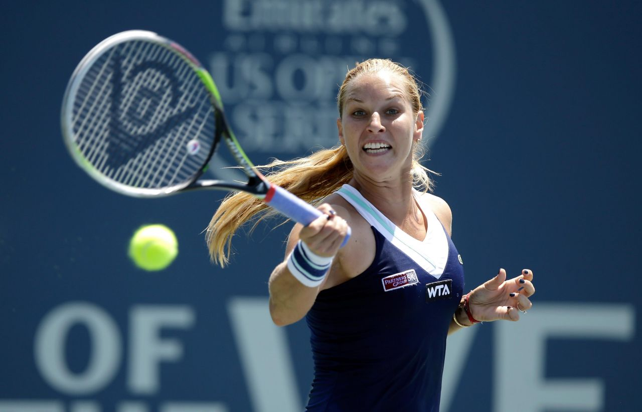 Dominika Cibulkova – Bank of the West Classic in Stanford (CA) – Day 2