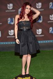Dulce Maria – 2014 Premios Juventud Awards in Miami