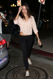 Eiza Gonzalez - Walking Around SDCC 2014