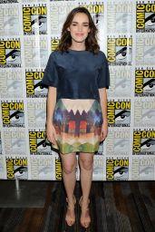 Elizabeth Henstridge - Marvel