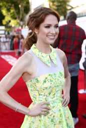 Ellie Kemper – 'Sex Tape' Movie Premiere in Westwood