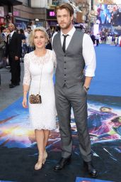 Elsa Pataky – 'Guardians Of The Galaxy' Premiere in London