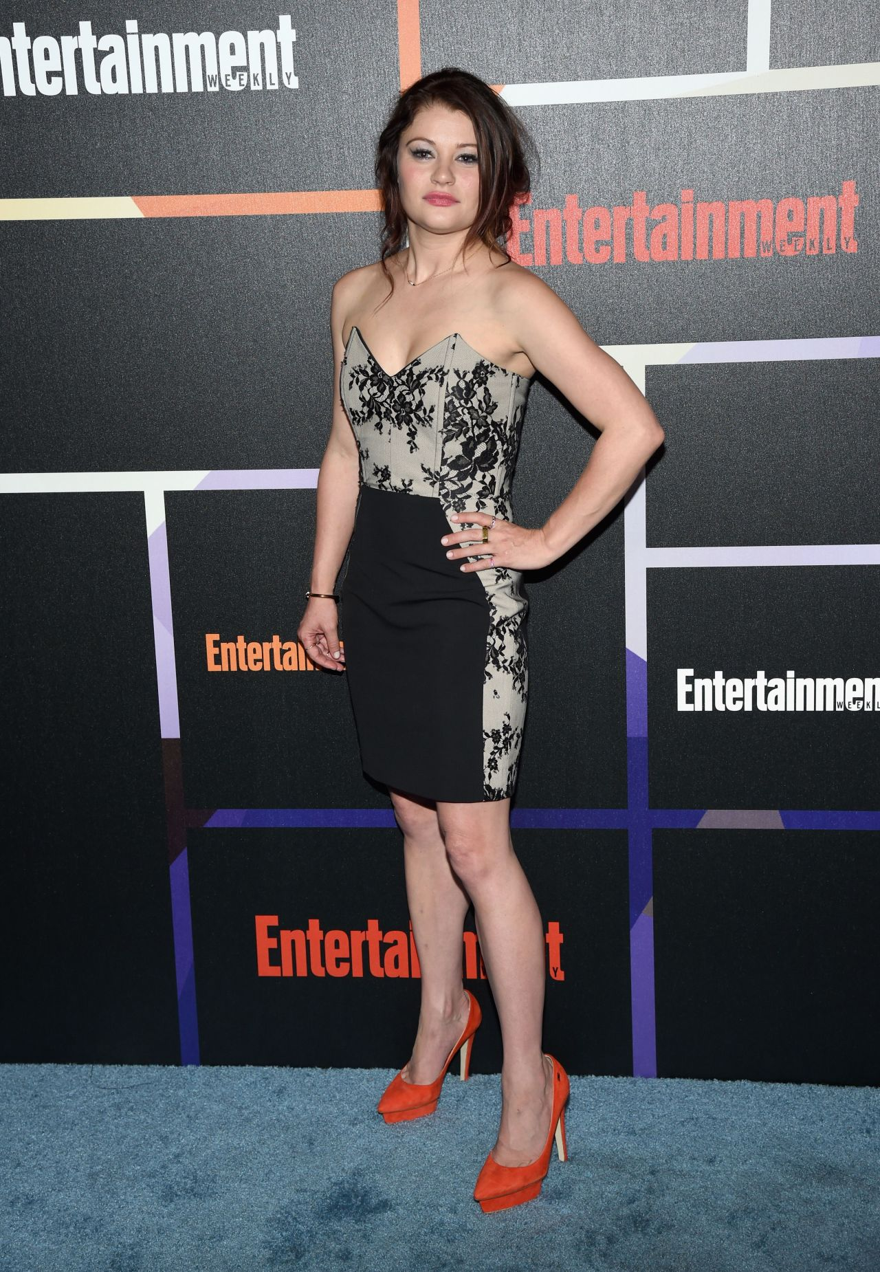 Emilie de Ravin Gives Birth to Baby Boy – Find Out His ...