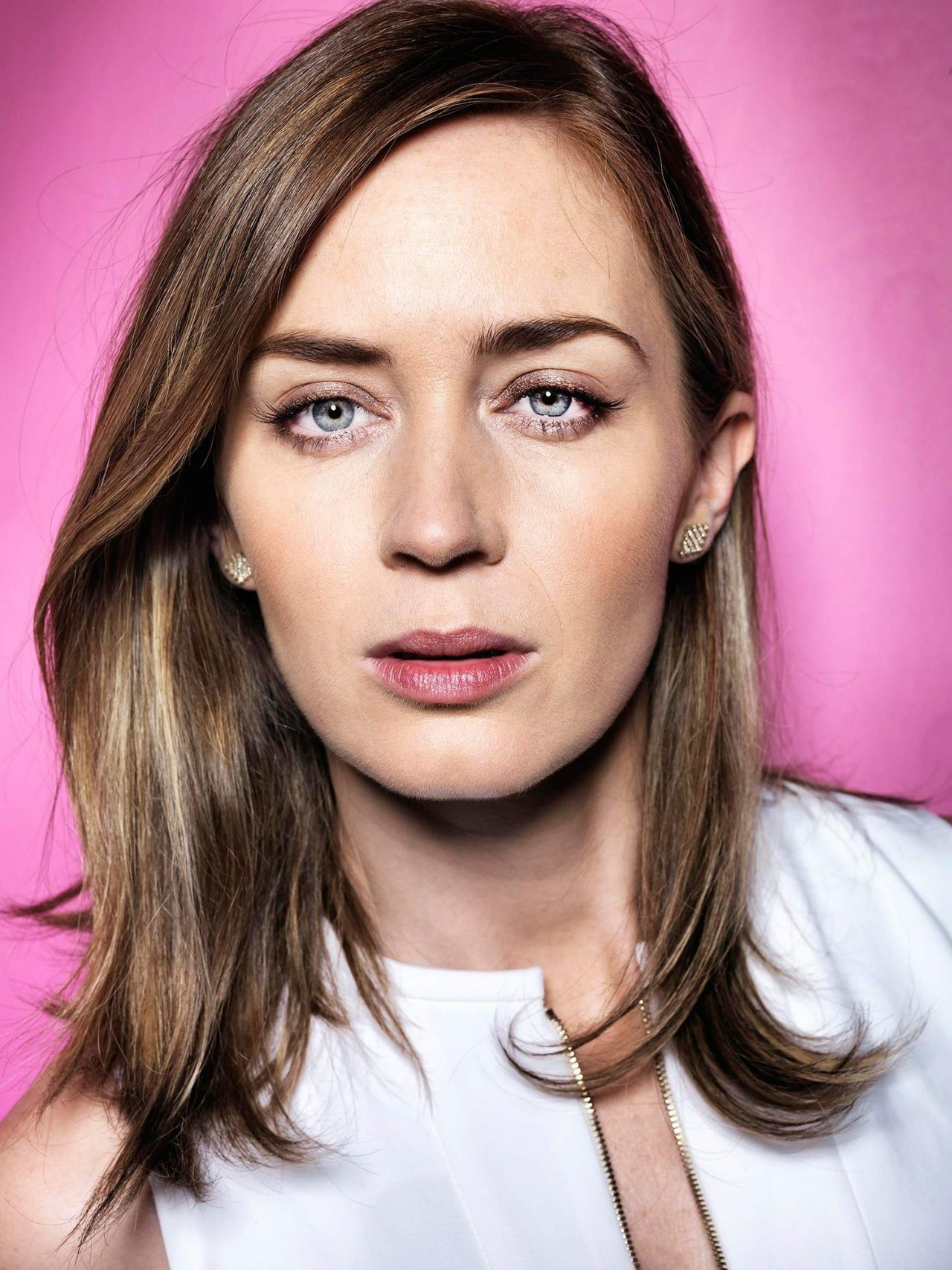 Emily Blunt – Photoshoot for USA Today Magazine (2014) Emily Blunt