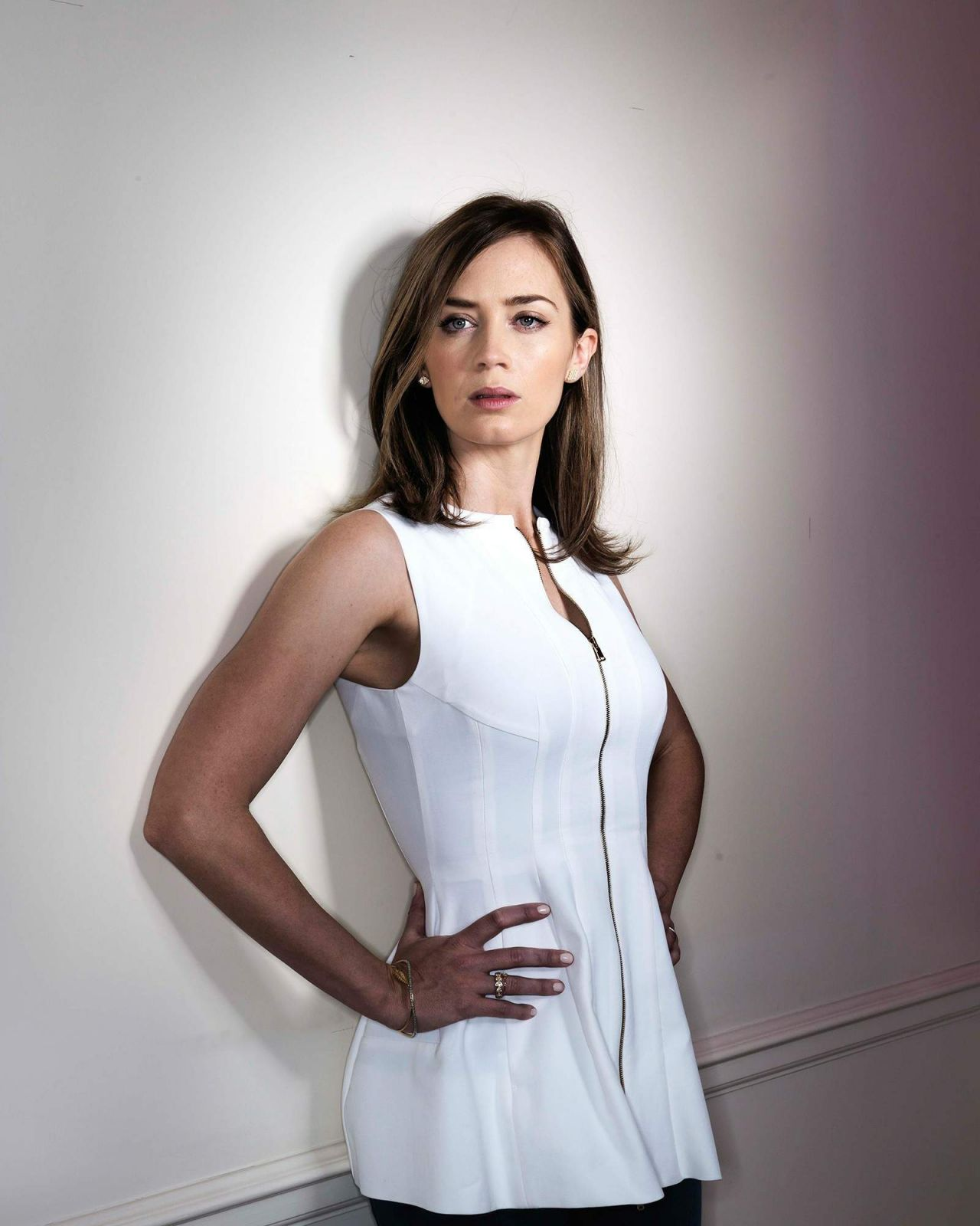 Emily Blunt Photoshoot For Usa Today Magazine 2014