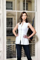Emily Blunt - Photoshoot for USA Today Magazine (2014)