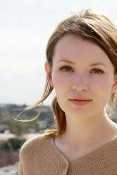 Emily Browning - 2014 Munawar Hosain Portrait Session