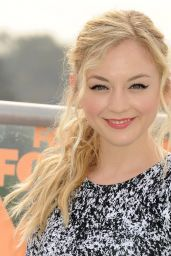 Emily Kinney - FOX International Channels Comic-Con 2014 Breakfast in San Diego