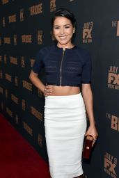 Emily Rios – 'The Bridge' TV Series Season 2 Premiere in West Hollywood