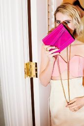 Emma Roberts - 2014 Jimmy Choo Fall & Winter campaign