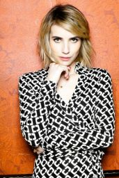 Emma Roberts Photoshoot for InStyle Magazine (2014)