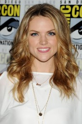 Erin Richards – 'Gotham' Press Line During SDCC 2014