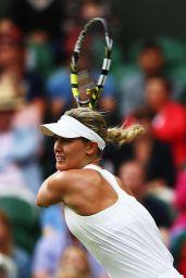 Eugenie Bouchard  – Wimbledon Tennis Championships 2014 – 4th Round