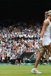 Eugenie Bouchard – Wimbledon Tennis Championships 2014 Final (+46)