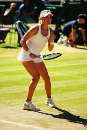 Eugenie Bouchard – Wimbledon Tennis Championships 2014 Semi-Final