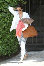 Eva Longoria - Out in Los Angeles - July 2014
