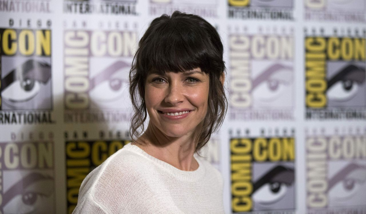 Evangeline Lilly - Legendary Pictures Preview & Panel at Comic-Con 2014