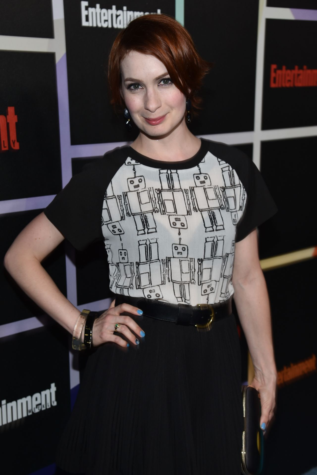 Felicia Day – Entertainment Weekly's SDCC 2014 Celebration