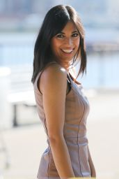Fiona Wade - Good Morning Britain ITV Studios - July 2014