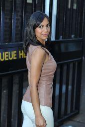 Fiona Wade - Good Morning Britain ITV Studios - July 2014