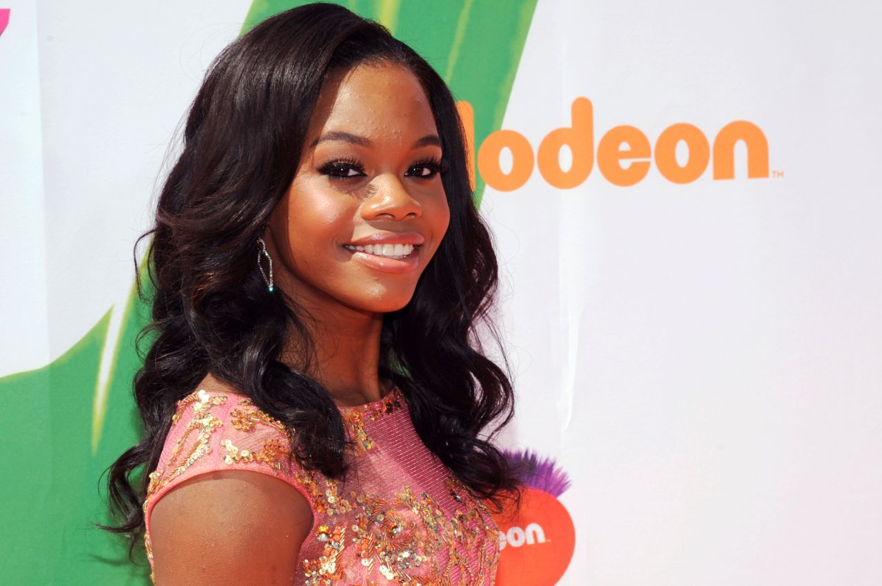 Gabby Douglas – 2014 Nickelodeon Kids Choice Sports Awards in Los Angeles