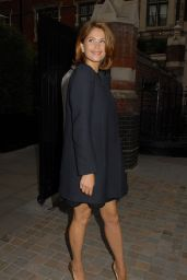 Gemma Arterton - Out in London - July 2014