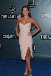 Genesis Rodriguez - CraveOnline Presents: Crave Conquers The Con in San Diego