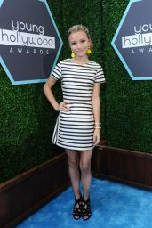 Genevieve Hannelius – 2014 Young Hollywood Awards in Los Angeles