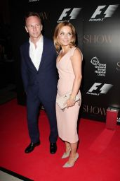 Geri Halliwell - The F1 Ormond Street Charity Event - July 2014