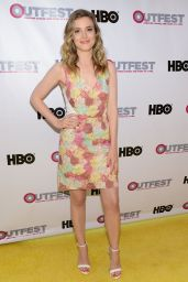 Gillian Jacobs - Life Partner at 2014 Outfest LGBT Film Festival in LA