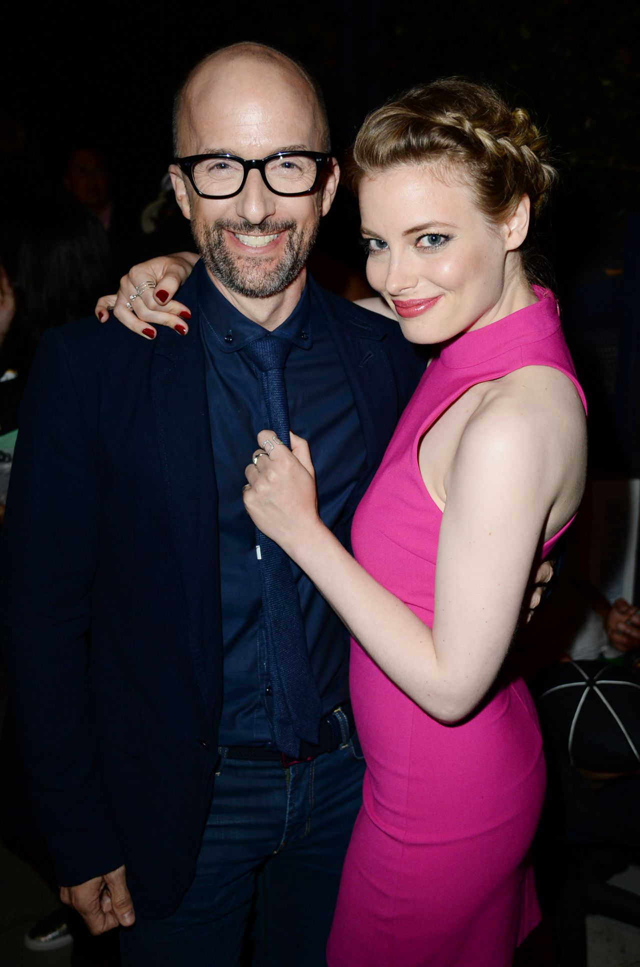 Gillian Jacobs - mtvU Fandom Awards 2014 at San Diego International Comic-Con in San Diego