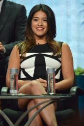 Gina Rodriguez - The CW Summer 2014 TCA Tour