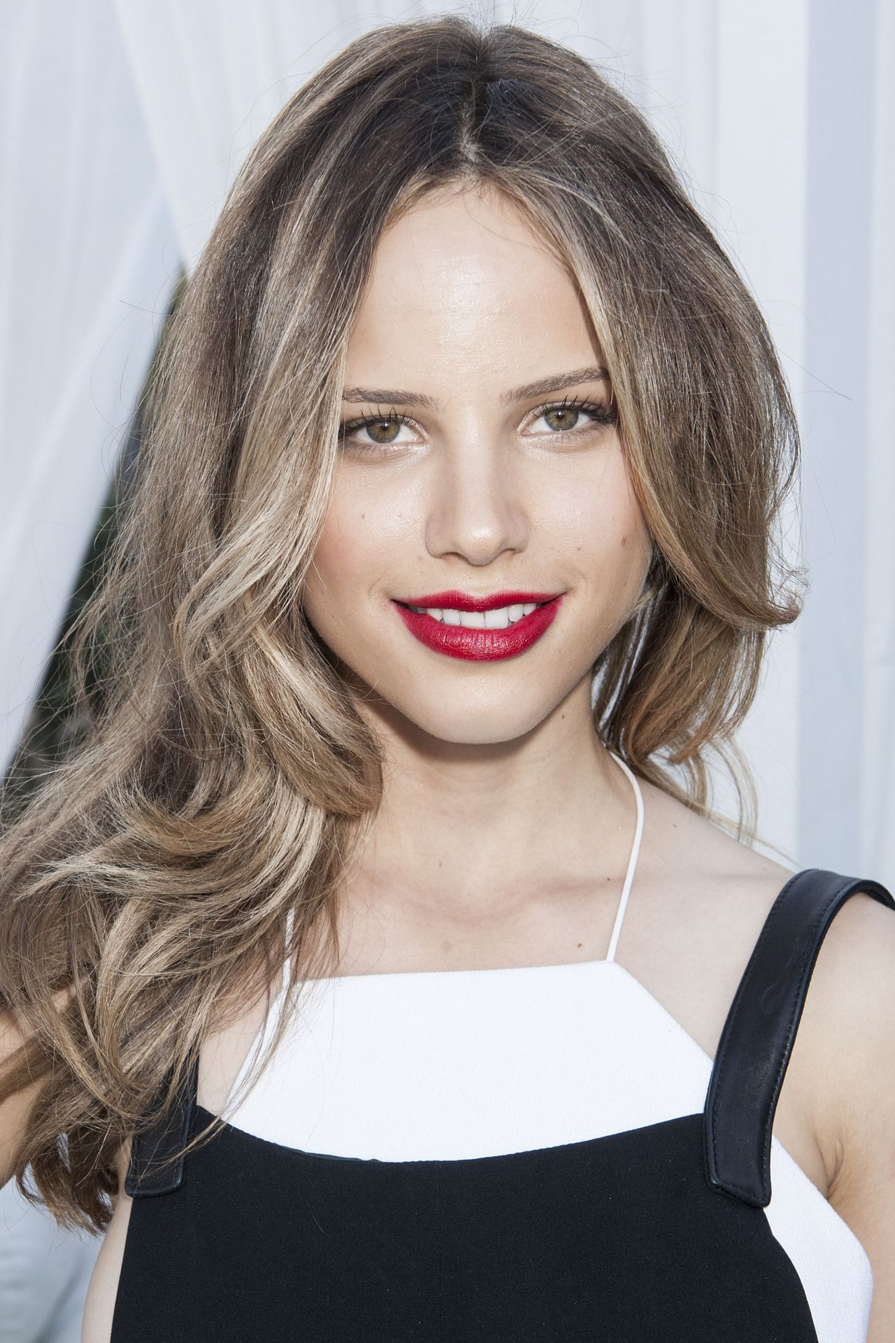 Halston Sage – 2014 Just Jared Summer Fiesta in West Hollywood