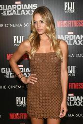 Hannah Ferguson – 'Guardians Of The Galaxy' Screening in New York City