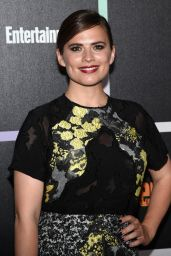 Hayley Atwell – EW's Comic-Con 2014 Celebration in San Diego