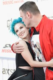 Hayley Williams - 2014 Alternative Press Music Awards