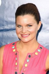 Heather Tom – CBS, The CW, Showtime Summer 2014 TCA Party