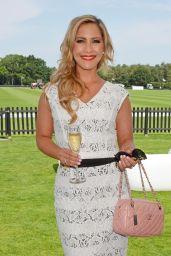 Heidi Range - Audi International at Guards Polo Club in Egham - July 2014