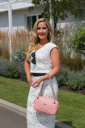 Heidi Range - Audi International at Guards Polo Club in Egham - July 2014