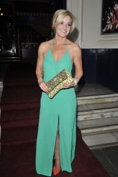 Helen Skelton – Fake Bake Summer Party – June 2014