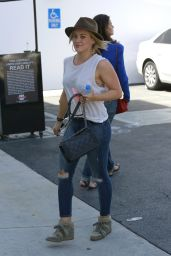 Hilary Duff Shopping at Chanel in Beverly Hills - July 2014