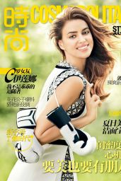 Irina Shayk - Photoshoot for Cosmopolitan Magazine (China) - July 2014