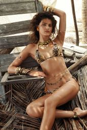 Isabeli Fontana Photoshoot for Morena Rosa Beach Spring/Summer 2015