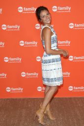 Italia Ricci – Disney & ABC Summer 2014 TCA Tour