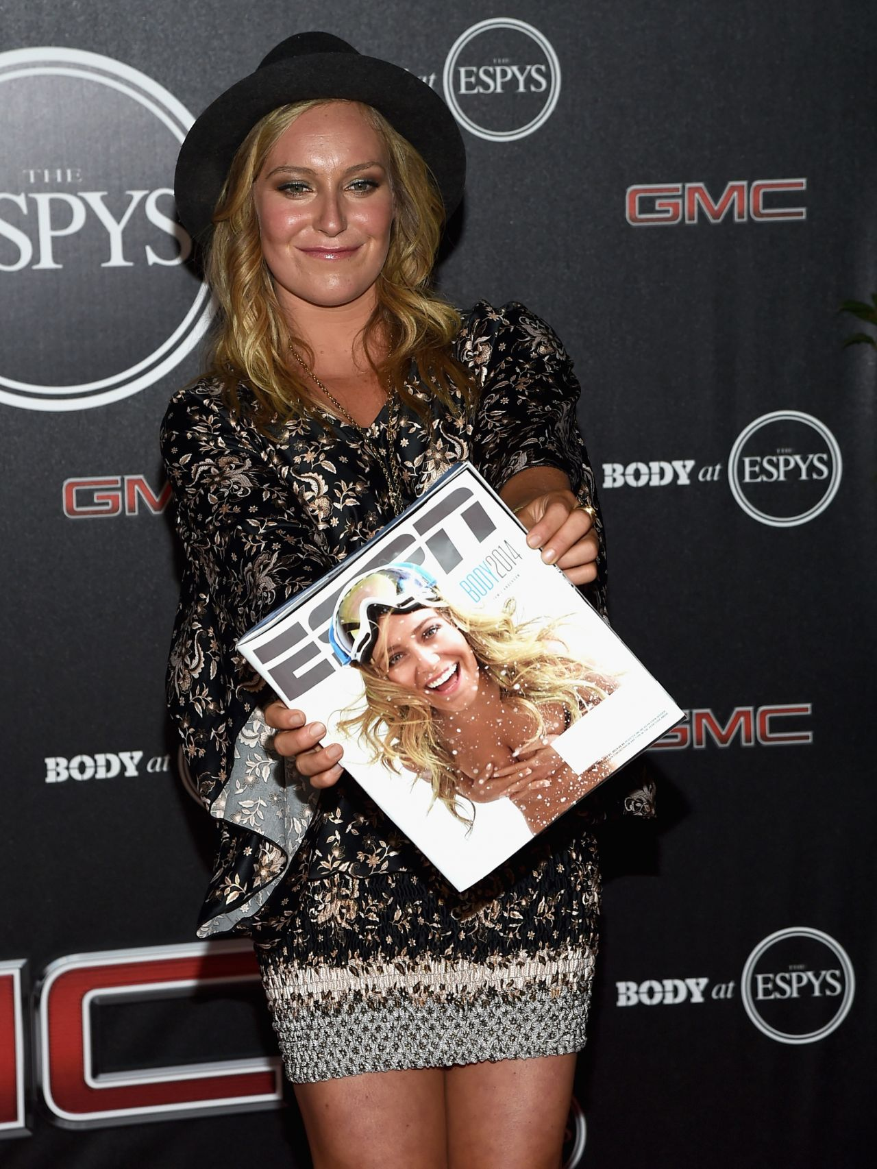 Jamie Anderson – ESPN Presents Body At ESPYs 2014
