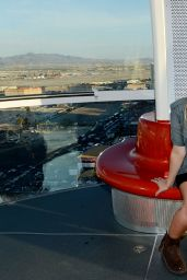 Jamie Lynn Spears - The High Roller at The LINQ in Las Vegas - July 2014